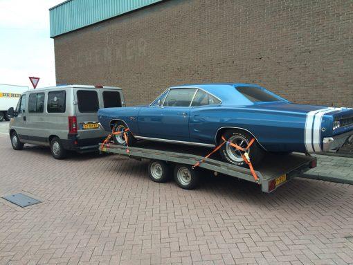 Import Dodge Coronet 440 1968