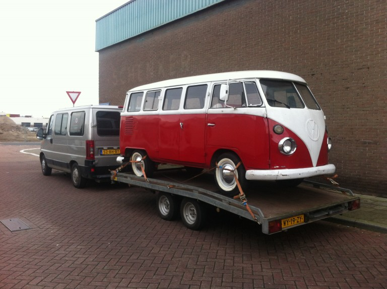Import Volkswagen T1 1974