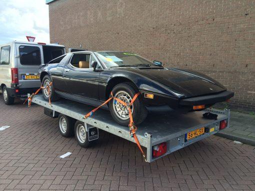 Import Maserati Merak SS 1980