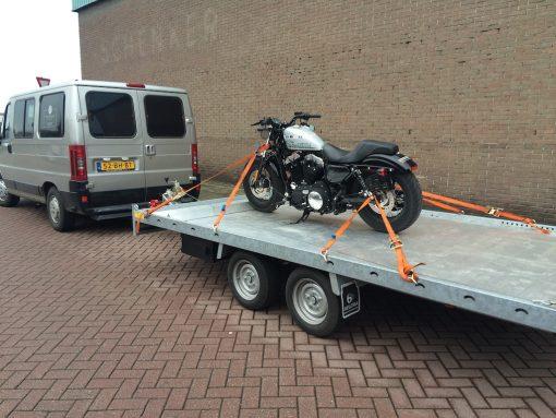Import Harley Davidson Sportster 2010
