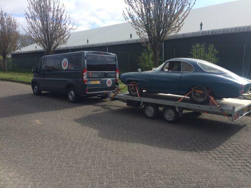 Import Alfa Romeo Guilietta SS