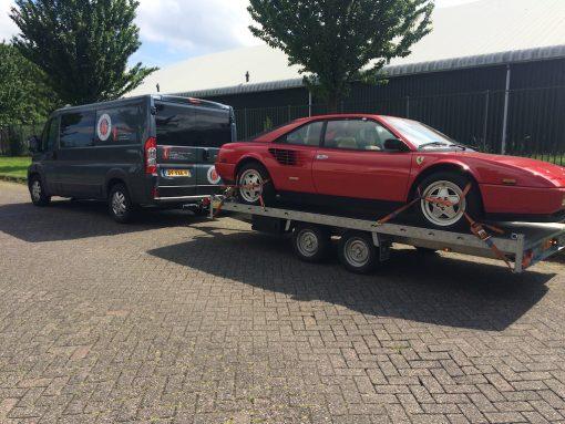 Import Ferrari Mondial 1988