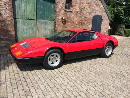 Restauration Ferrari 365 BB