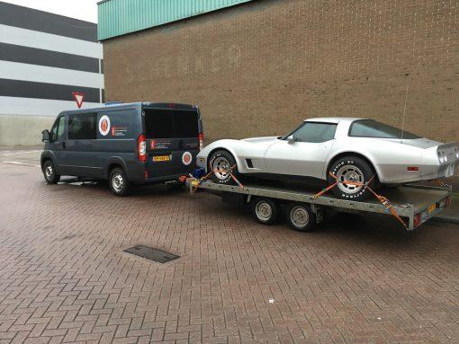 Chevrolet Corvette 1981