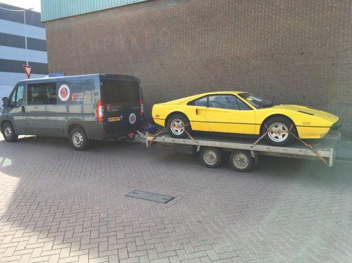 Import Ferrari 308 GTBi 1981