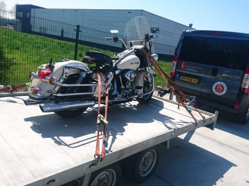 Import Harley Davidson Police 1987