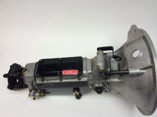 Alfa 1900 Gearbox restoration