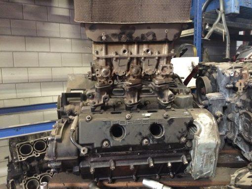 Porsche 911 engine overhaul