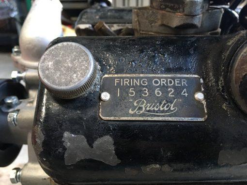 Bristol Engine overhaul