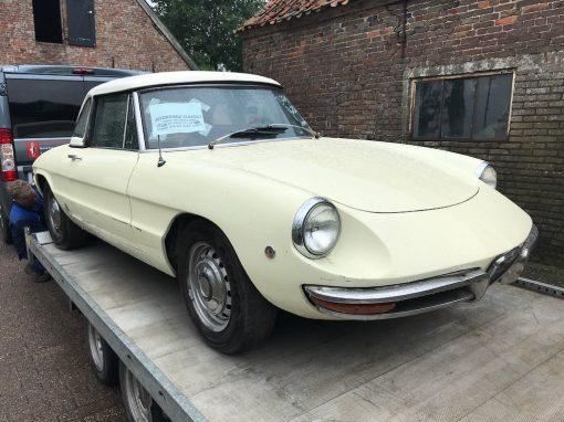 Alfa-Romeo-Duetto-1750 1969