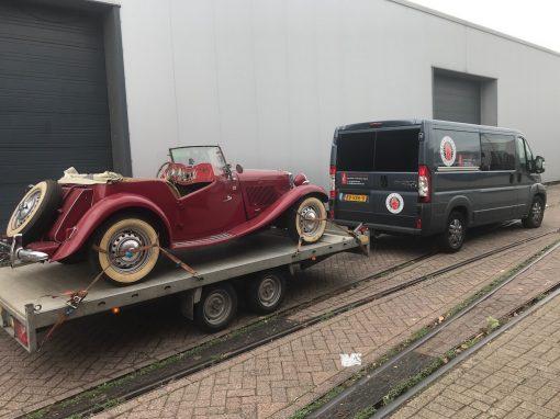 Import MG TD 1952