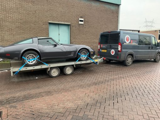 Import Chevrolet Corvette 1982